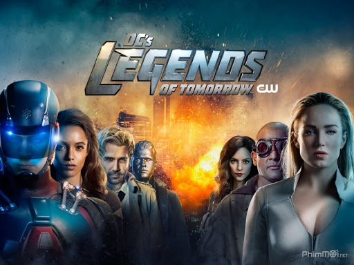 Is Supernatural Finally Joining The Arrow-verse In New Legends Of Tomorrow Images?