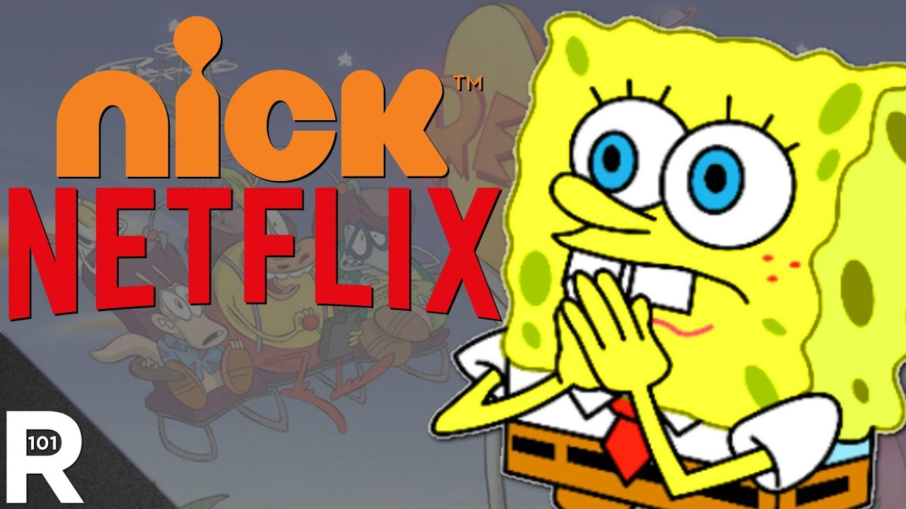 Netflix and Nickelodeon Team Up on New Deal to Produce Films and TV Series