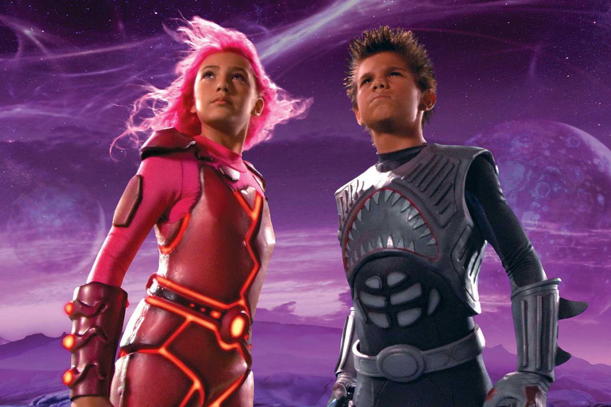 Sharkboy and Lavagirl Will Return — as Parents! — in New Netflix Movie We Can Be Heroes